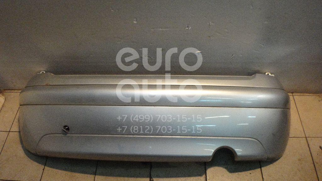 Бампер задний для Citroen C3 2002-2009 - Фото №1