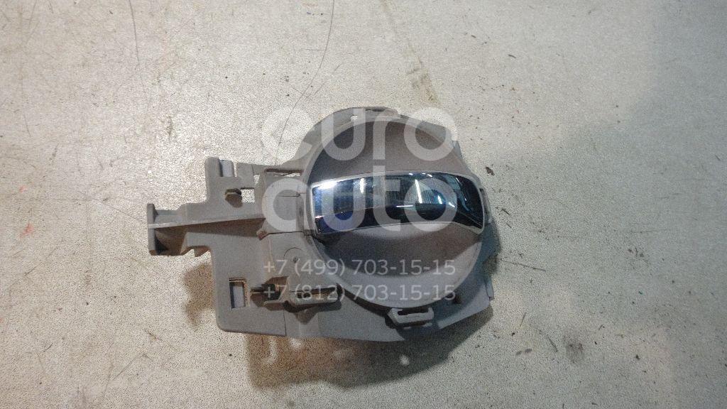 Ручка двери внутренняя правая для Citroen C3 2002-2009 - Фото №1
