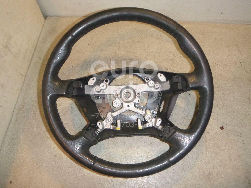 Рулевое колесо для AIR BAG (без AIR BAG) для Toyota Avensis II 2003-2008 - Фото №1