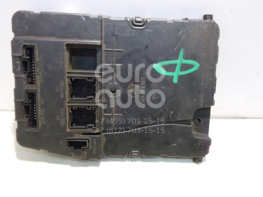 Блок комфорта для Renault Megane II 2002-2009 - Фото №1