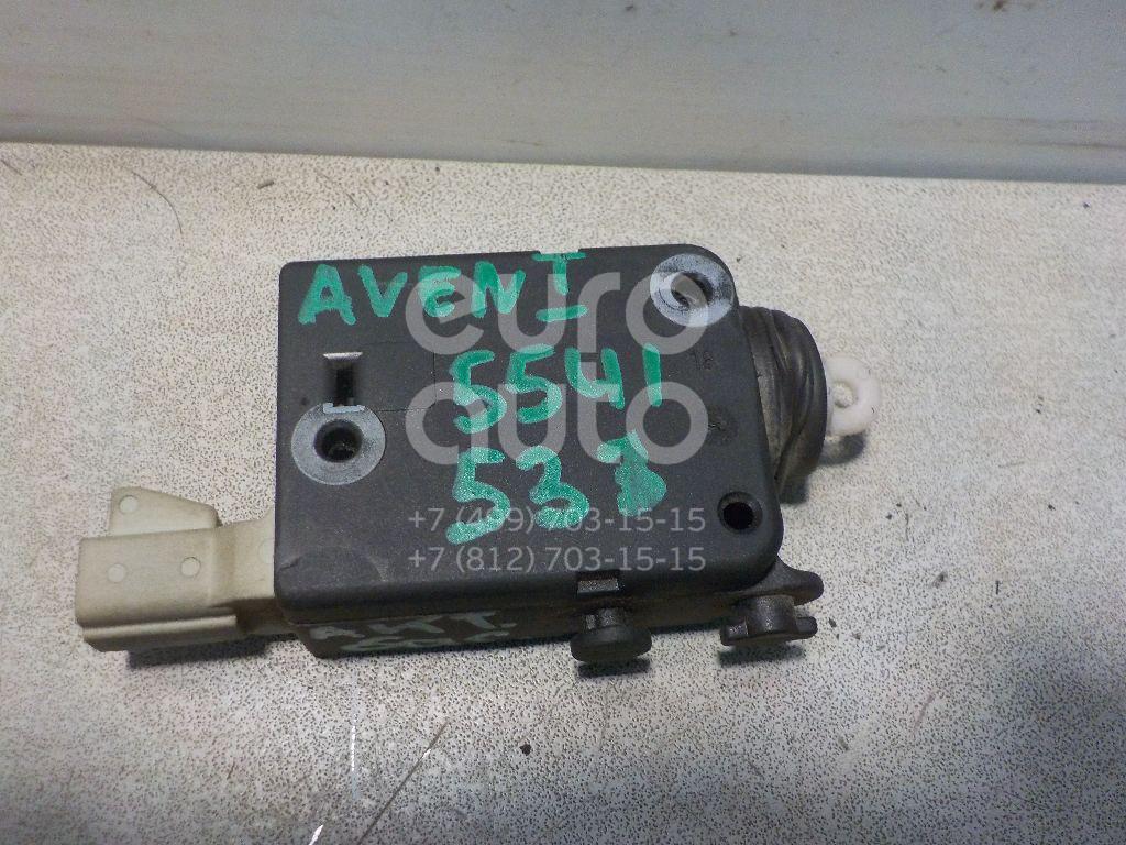 Активатор замка багажника для Toyota Avensis I 1997-2003 - Фото №1