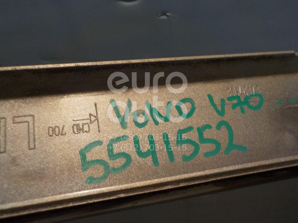 Молдинг передней левой двери для Volvo V70 2001-2006;S60 2000-2009 - Фото №1