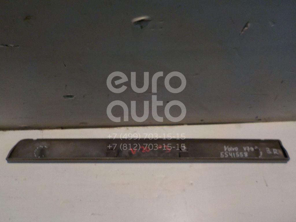 Молдинг задней правой двери для Volvo V70 2001-2006 - Фото №1