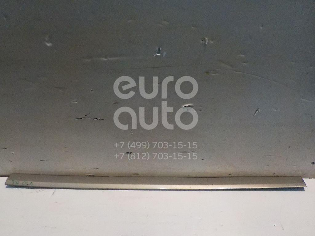 Молдинг передней левой двери для Volvo V70 2001-2006;XC70 Cross Country 2000-2006;S60 2000-2009 - Фото №1