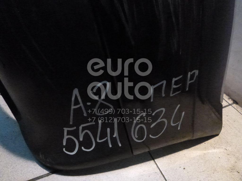 Бампер передний для Audi A8 [4D] 1998-2003 - Фото №1