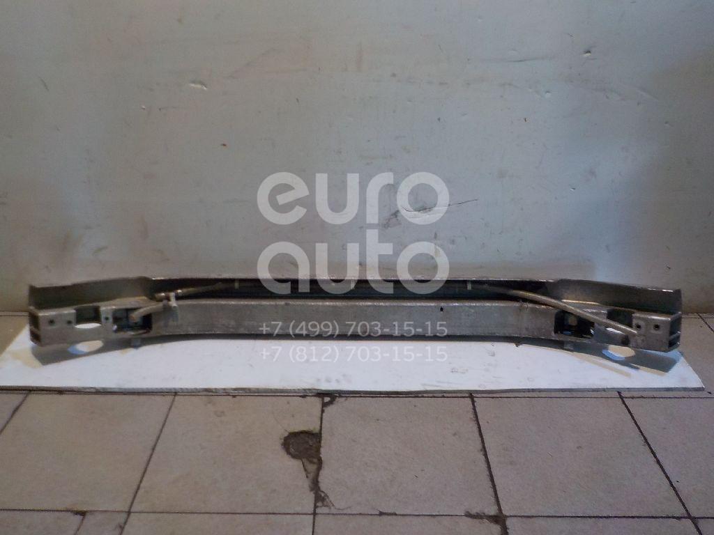 Усилитель переднего бампера для Audi A8 [4D] 1999-2002 - Фото №1