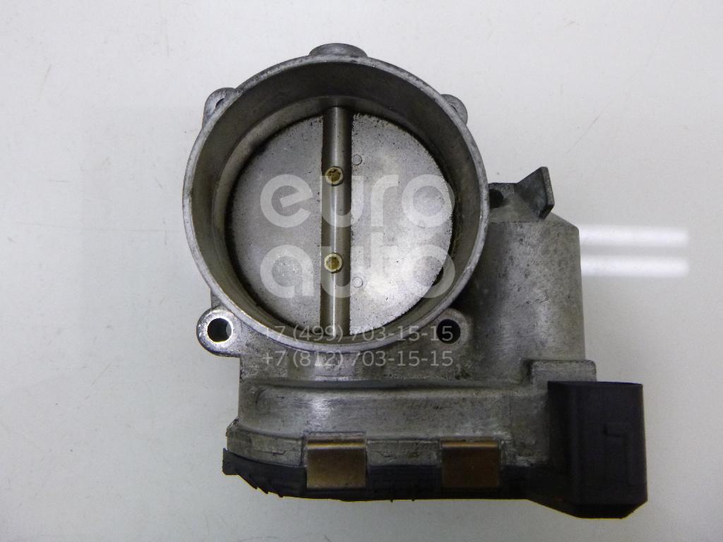 Заслонка дроссельная электрическая для Audi A8 [4D] 1998-2003;A6 [C5] 1997-2004 - Фото №1
