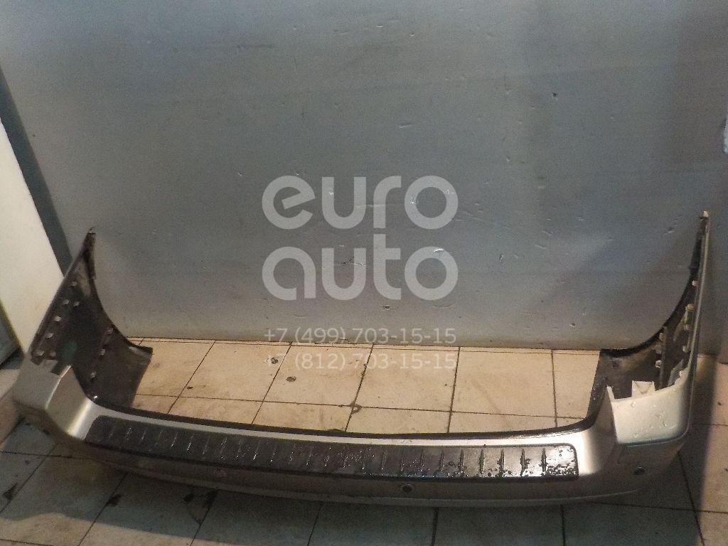 Бампер задний для Volvo V70 2001-2006 - Фото №1