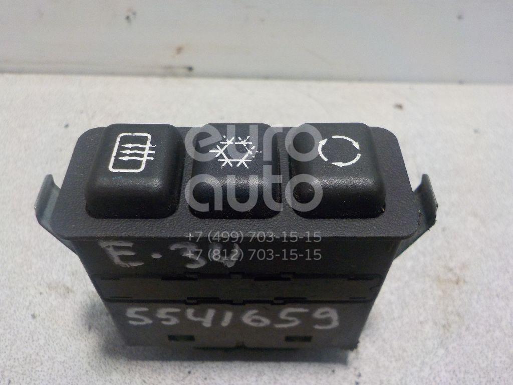 Кнопка обогрева заднего стекла для BMW 5-серия E34 1988-1995 - Фото №1