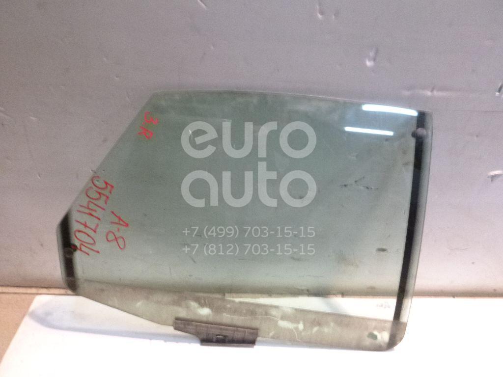 Стекло двери задней правой для Audi A8 [4D] 1999-2002;A8 [4D] 1994-1998 - Фото №1