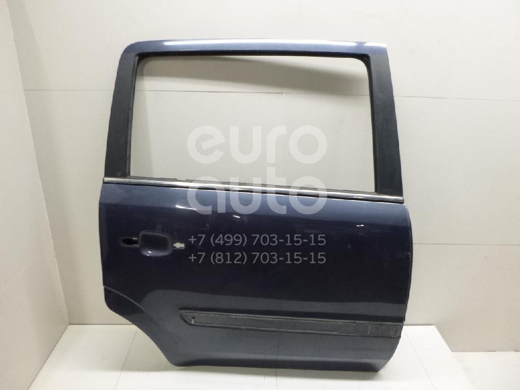 Дверь задняя правая для Opel Zafira B 2005-2012 - Фото №1
