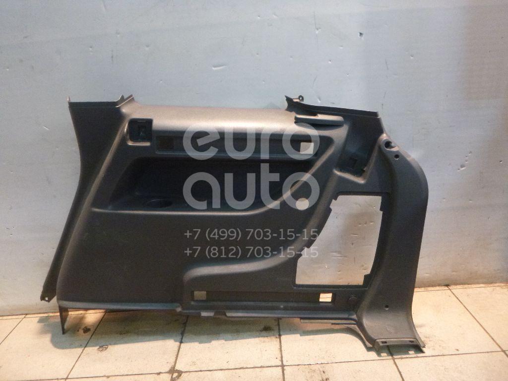 Обшивка багажника для Opel Zafira B 2005-2012 - Фото №1