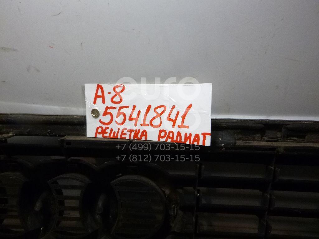 Решетка радиатора для Audi A8 1998-2003 - Фото №1