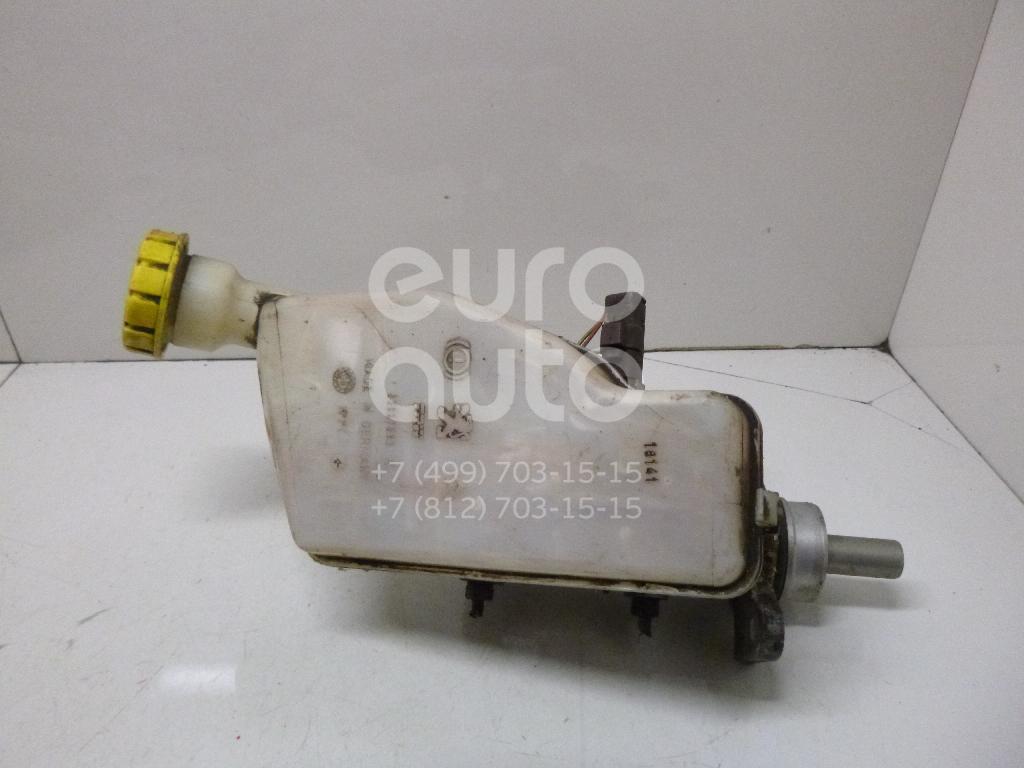 Цилиндр тормозной главный для Citroen C3 2002-2009;C2 2003-2008 - Фото №1
