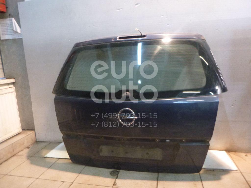 Дверь багажника со стеклом для Opel Zafira B 2005-2012 - Фото №1