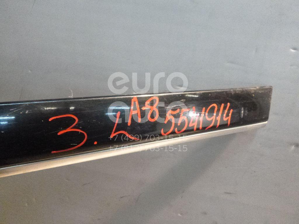 Молдинг задней левой двери для Audi A8 [4D] 1999-2002;A8 [4D] 1994-1998 - Фото №1