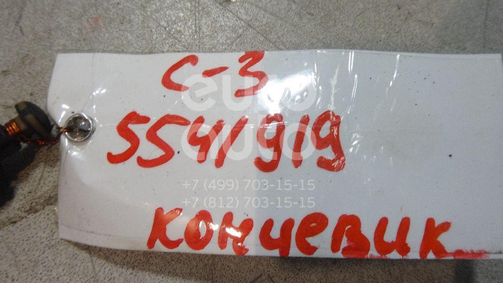 Выключатель концевой для Citroen C3 2002-2009 - Фото №1
