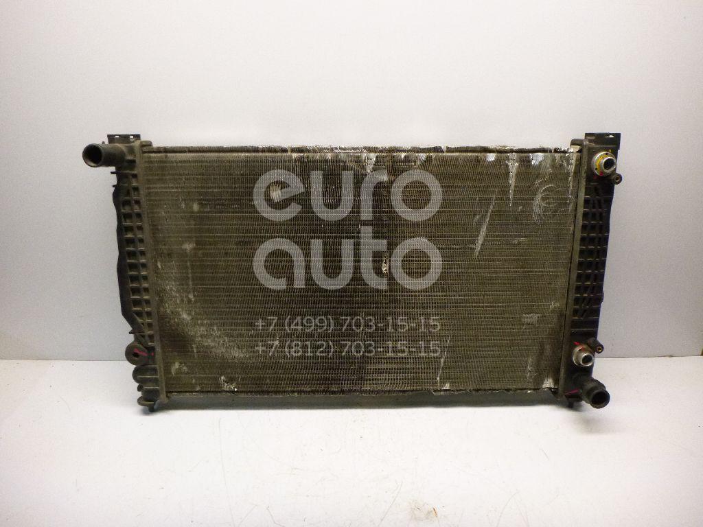 Радиатор основной для Audi,VW,Skoda A4 [B5] 1994-2001;A6 [C4] 1994-1997;Passat [B5] 1996-2000;Allroad quattro 2000-2005;A6 [C5] 1997-2004;Passat [B5] 2000-2005;Superb 2002-2008 - Фото №1