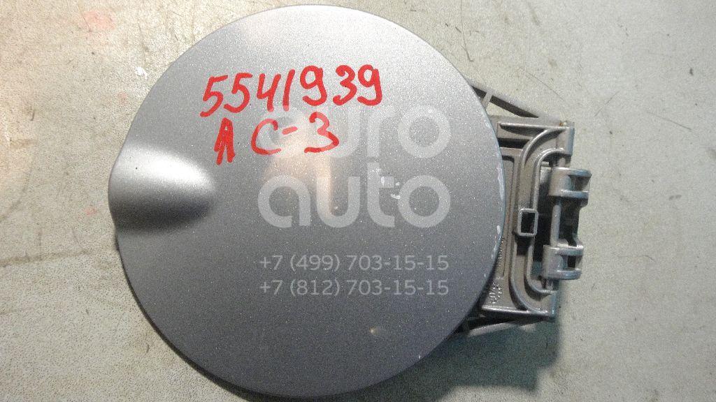 Лючок бензобака для Citroen C3 2002-2009 - Фото №1