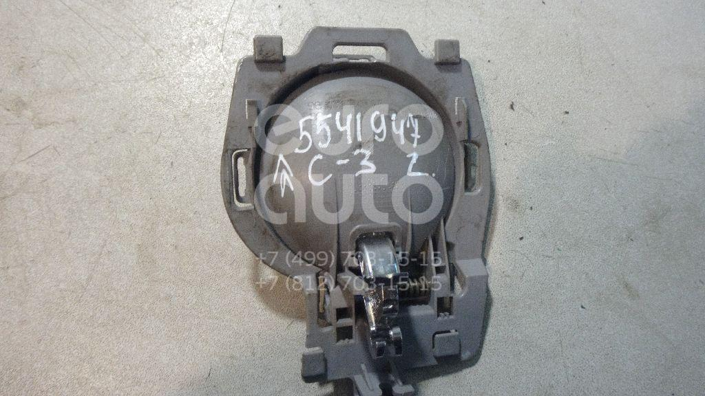 Ручка двери внутренняя левая для Citroen C3 2002-2009;C3 2009-2016 - Фото №1
