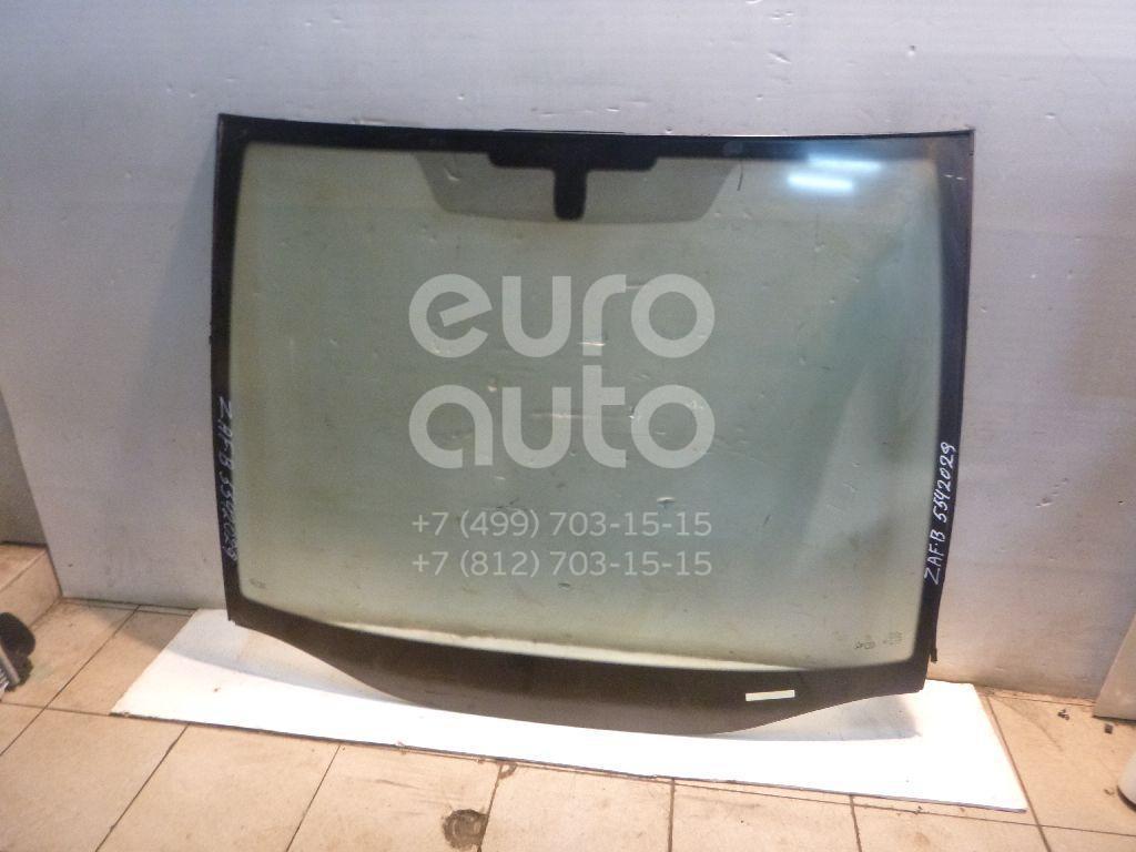Стекло лобовое (ветровое) для Opel Zafira B 2005-2012 - Фото №1