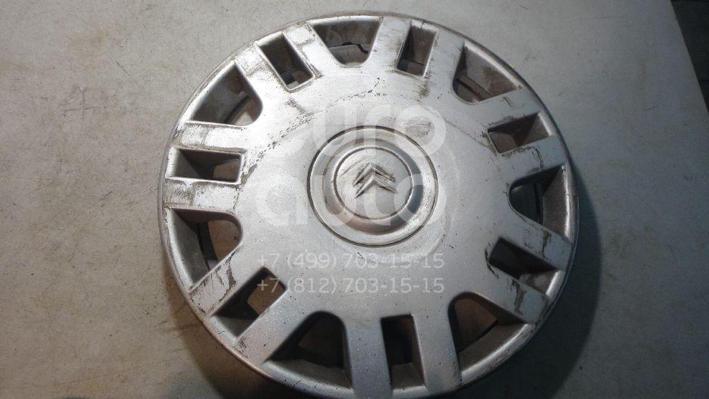 Колпак декоративный для Citroen C3 2002-2009;C2 2003> - Фото №1