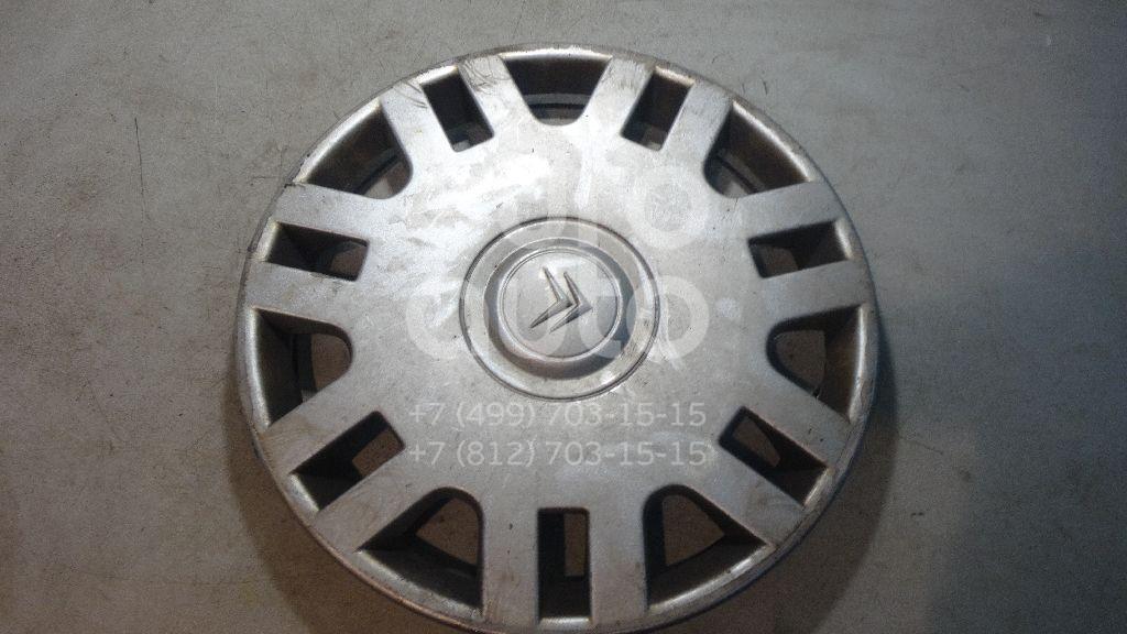 Колпак декоративный для Citroen C3 2002-2009;C2 2003-2008 - Фото №1