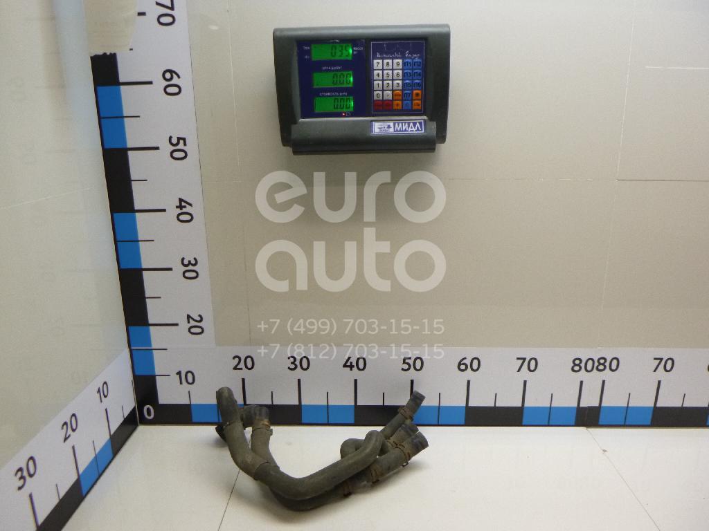 Патрубок отопителя для VW,Skoda Jetta 2006-2011;Golf V 2003-2009;Octavia (A5 1Z-) 2004-2013 - Фото №1