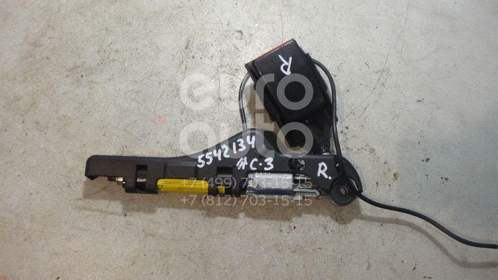 Ответная часть ремня безопасности для Citroen C3 2002-2009 - Фото №1