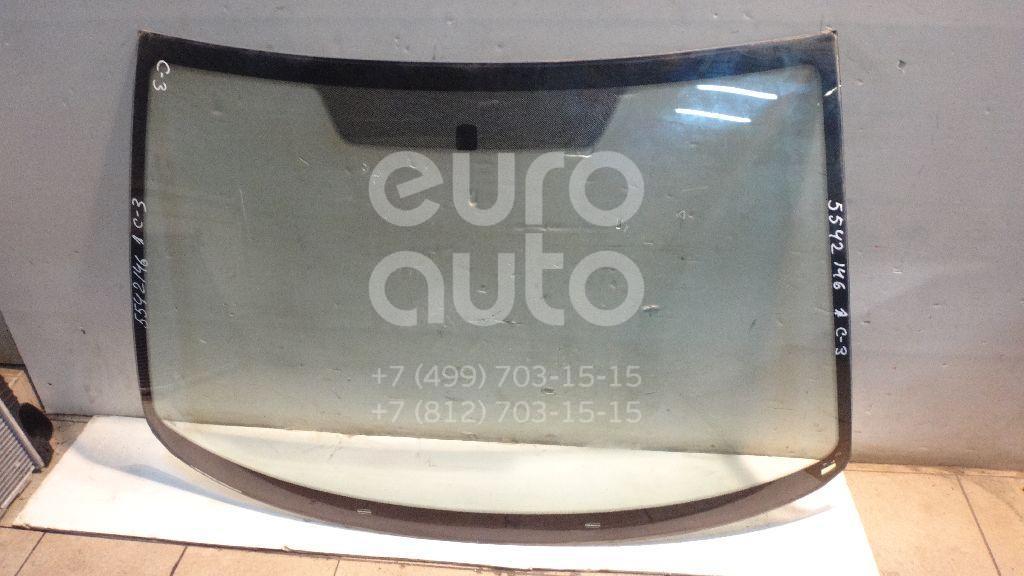 Стекло лобовое (ветровое) для Citroen C3 2002-2009 - Фото №1