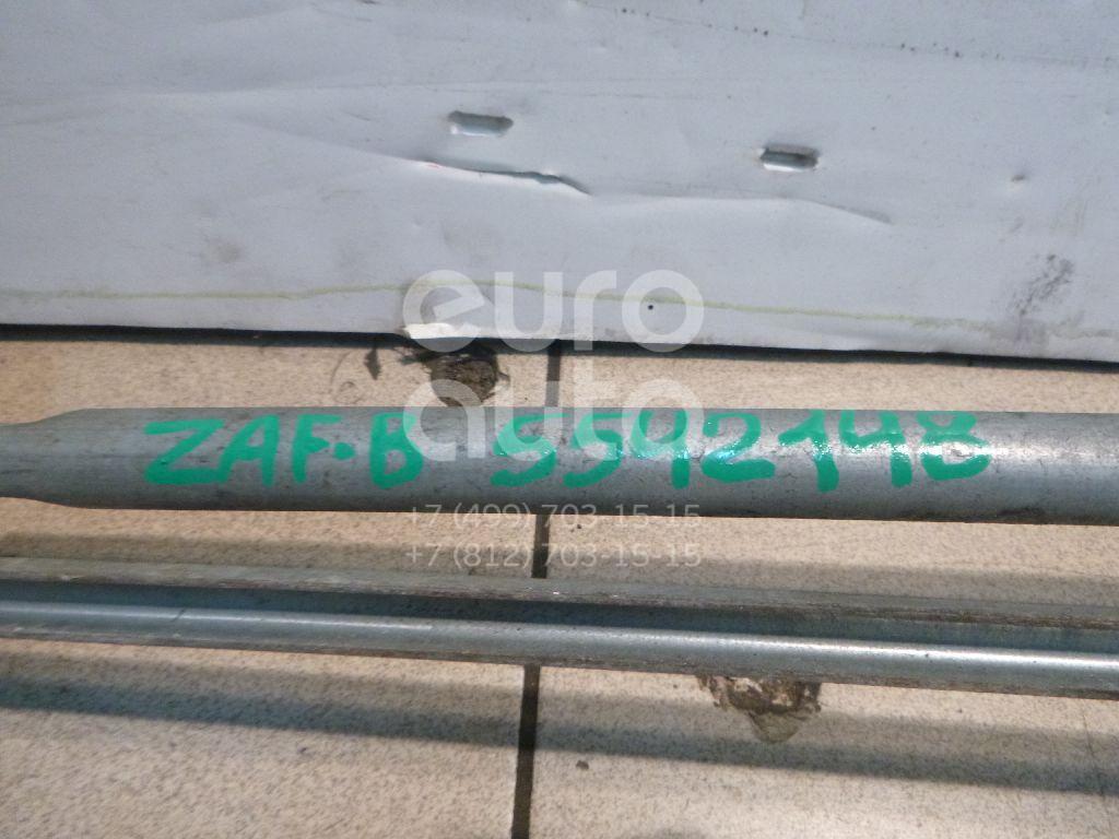 Трапеция стеклоочистителей для Opel Zafira B 2005-2012 - Фото №1