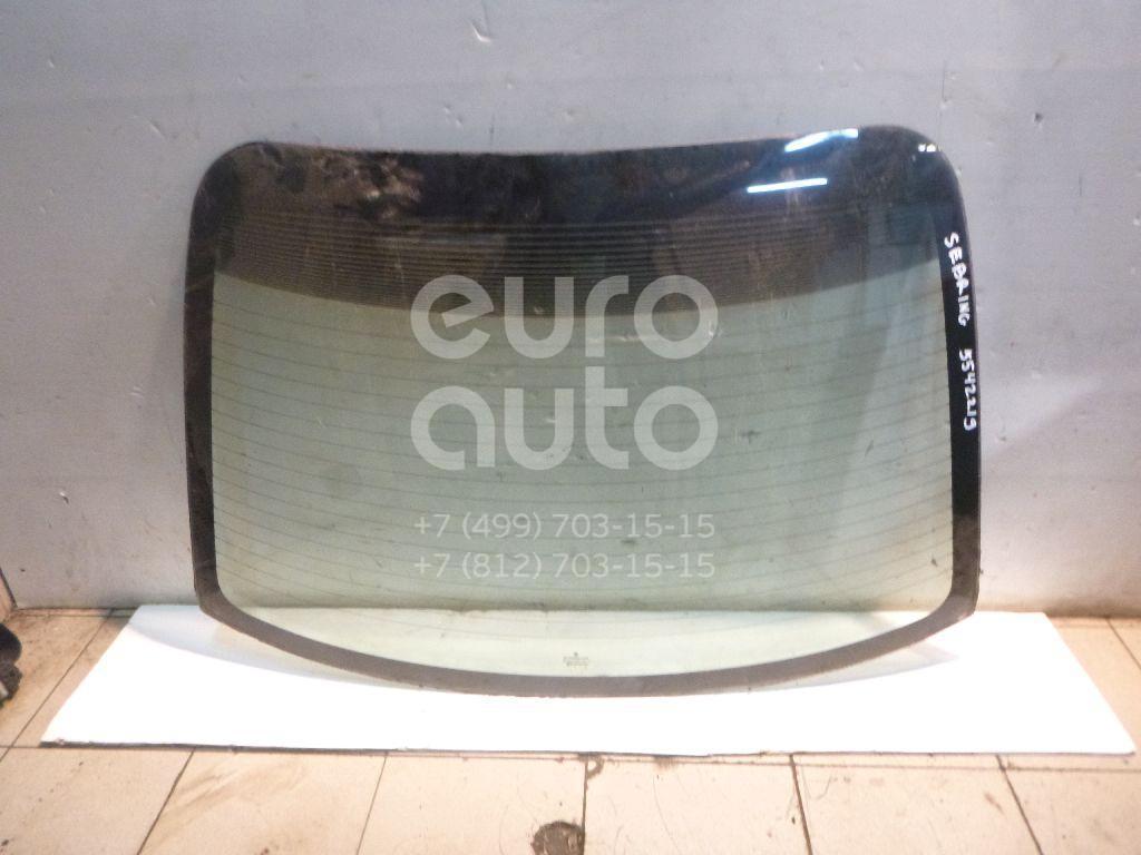 Стекло заднее для Chrysler Sebring/Dodge Stratus 2001-2007 - Фото №1
