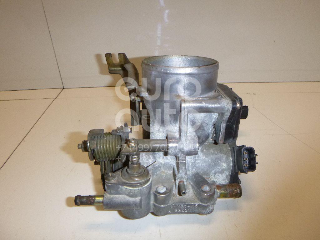 Заслонка дроссельная механическая для Nissan Primera P11E 1996-2002 - Фото №1