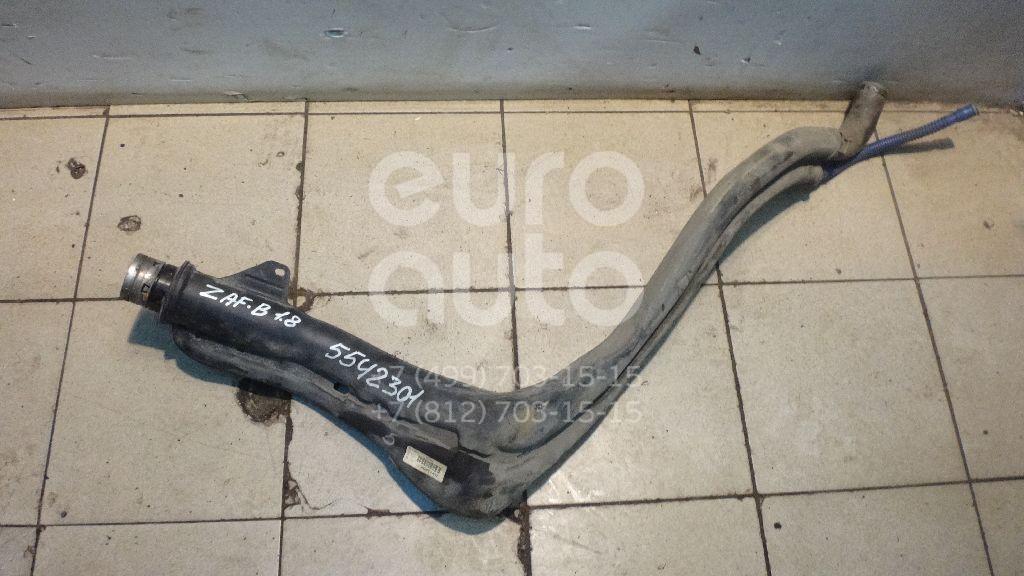 Горловина топливного бака для Opel Zafira B 2005-2012 - Фото №1