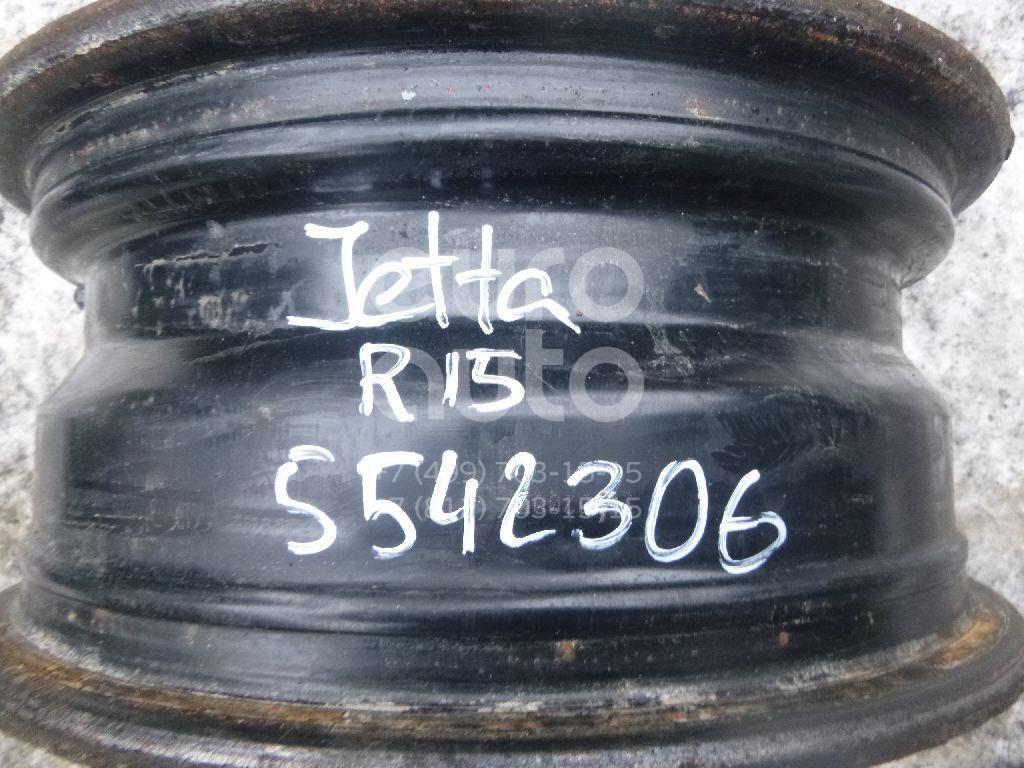 Диск колесный железо для VW Jetta 2006-2011 - Фото №1
