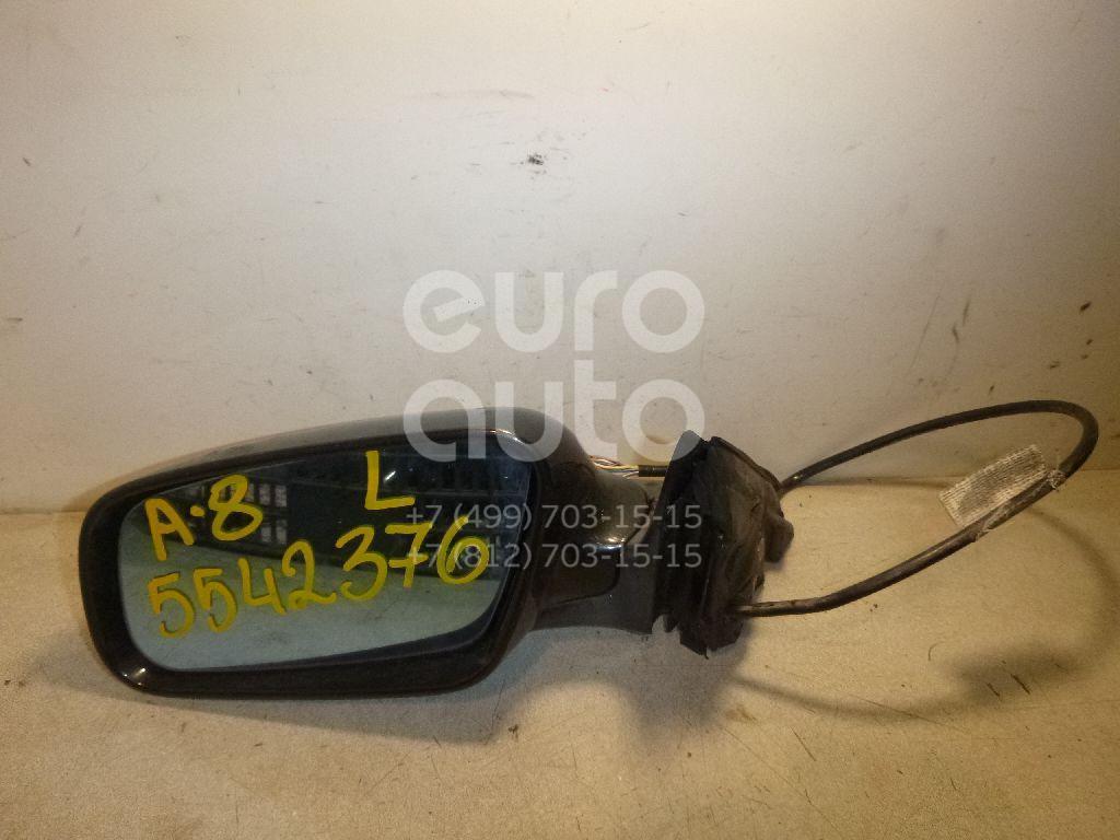 Зеркало левое электрическое для Audi A8 1998-2003 - Фото №1