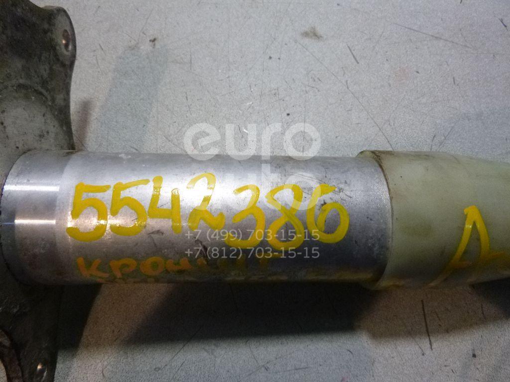 Кронштейн усилителя переднего бампера для Audi A8 1998-2003;A8 1994-1998 - Фото №1