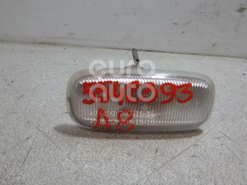 Повторитель на крыло белый для Audi A8 [4D] 1998-2003;A2 [8Z0] 2000-2005;A3 (8L1) 1996-2003;A4 [B5] 1994-2000;Allroad quattro 2000-2005;A6 [C5] 1997-2004 - Фото №1