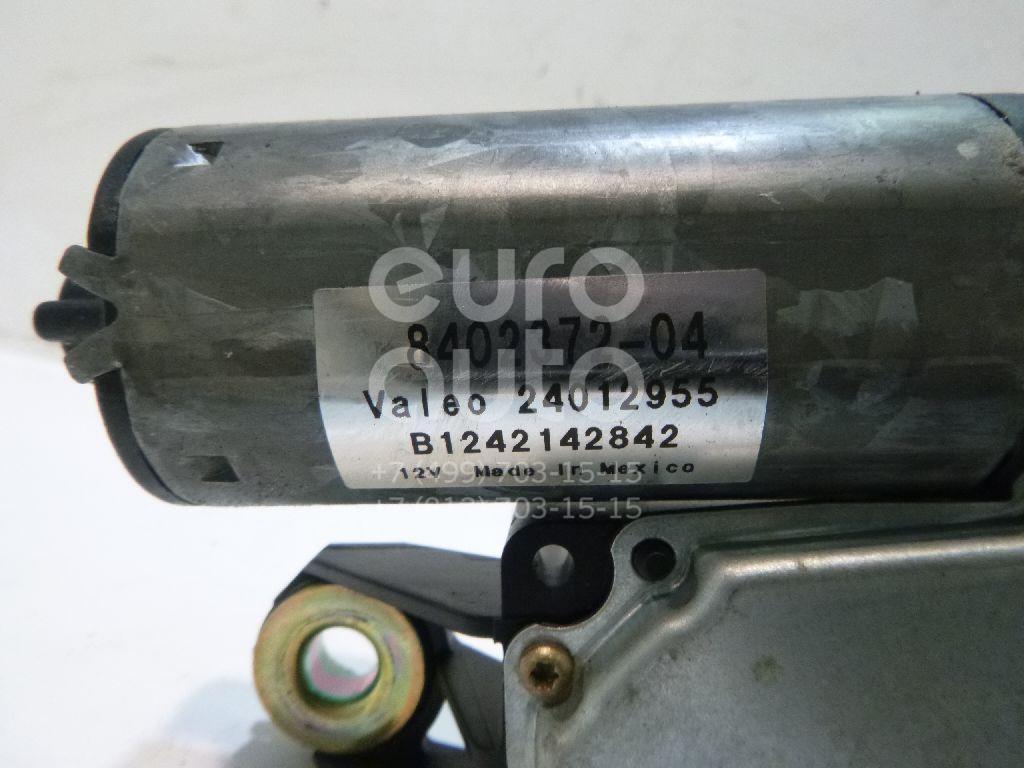 Моторчик стеклоочистителя задний для BMW X5 E53 2000-2007 - Фото №1