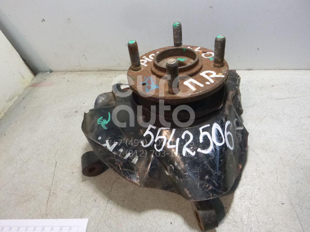 Кулак поворотный передний правый для Kia Picanto 2005-2011 - Фото №1