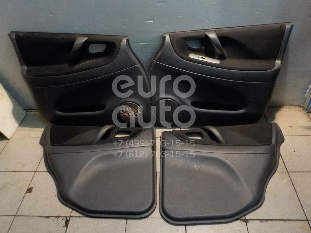 К-кт обшивки двери для Suzuki Liana 2001-2007 - Фото №1