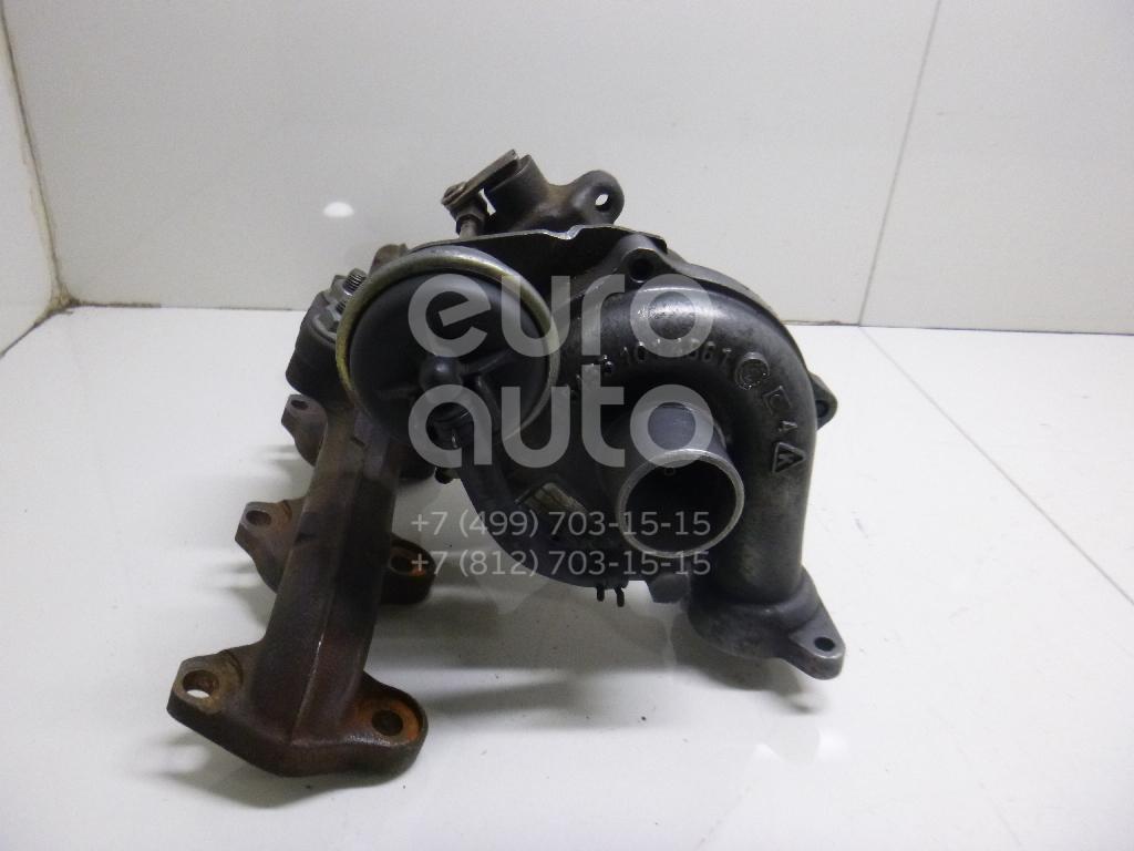 Турбокомпрессор (турбина) для Ford,Citroen,Peugeot Fusion 2002-2012;C2 2003-2008;C1 2005-2014;207 2006-2013;307 2001-2008;206 1998-2012;C3 2002-2009;Fiesta 2001-2008;107 2006-2014;Fiesta 2008>;C3 2009-2016 - Фото №1
