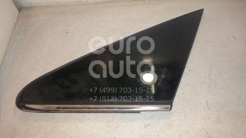 Стекло кузовное глухое левое для Opel Zafira B 2005-2012 - Фото №1