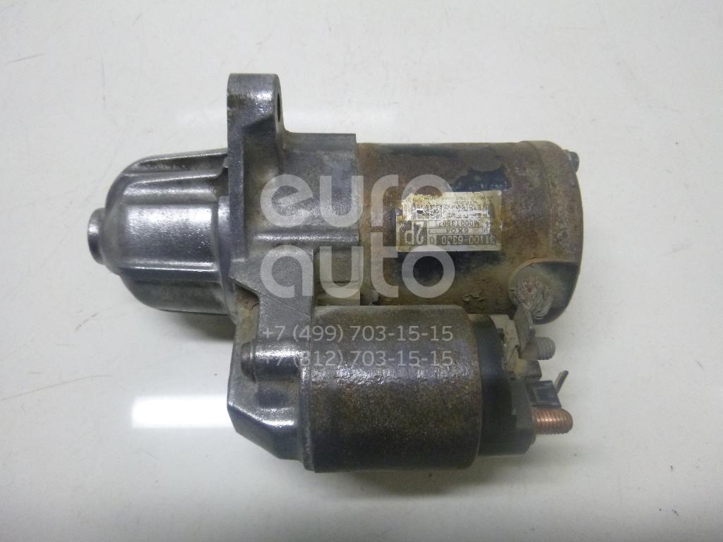 Стартер для Suzuki Liana 2001-2007;Jimny FJ 1998>;Grand Vitara 1998-2005;Ignis (HT) 2000-2005;Grand Vitara 2005-2015;SX4 2006-2013;Swift 2004-2010;Ignis II (HR) 2003-2008;Wagon R+(MM) 2000-2008 - Фото №1