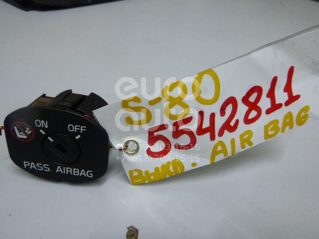 Выключатель для Volvo S80 2006>;S40 2004-2012 - Фото №1