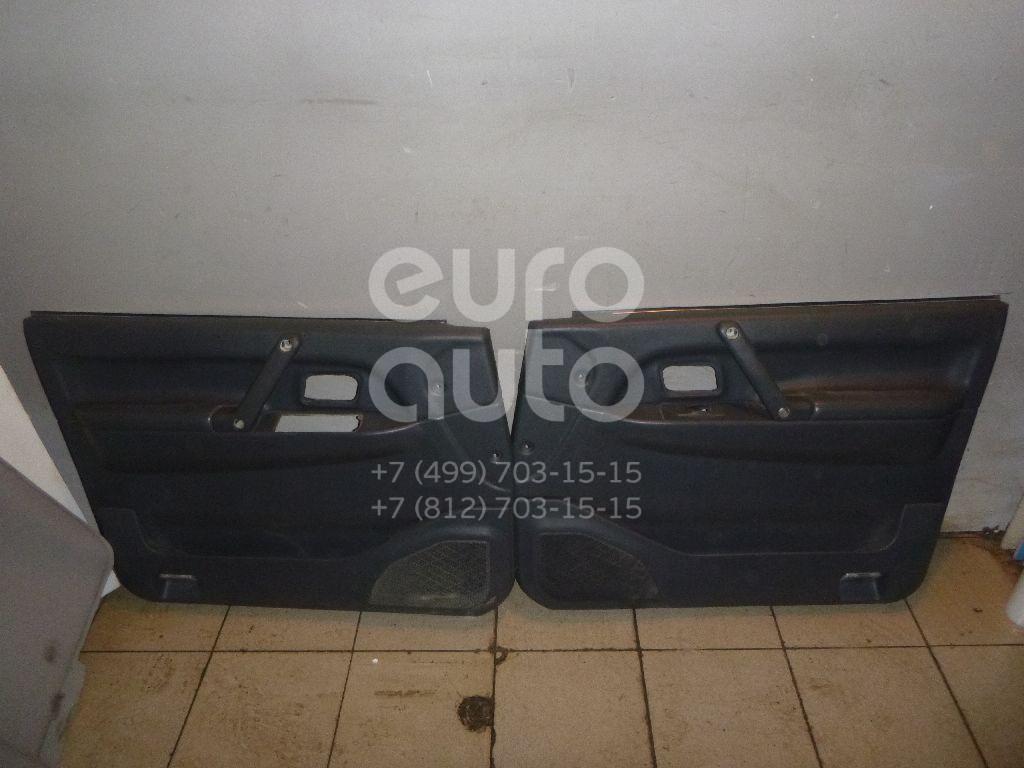 К-кт обшивки двери для Mitsubishi Pajero/Montero (V1, V2, V3, V4) 1997-2004 - Фото №1