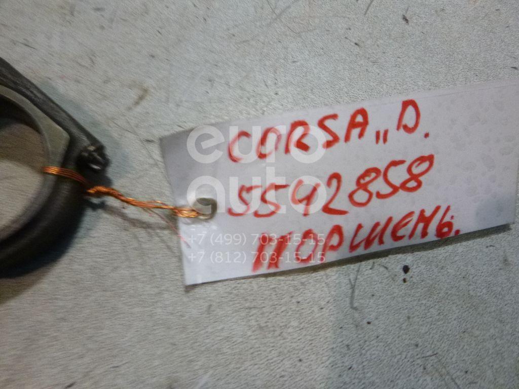 Поршень с шатуном для Opel Corsa D 2006-2015 - Фото №1