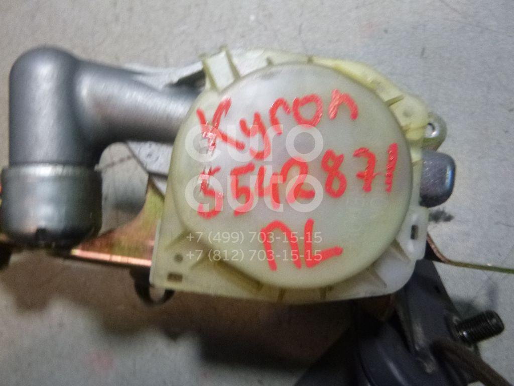 Ремень безопасности с пиропатроном для Ssang Yong Kyron 2005-2015 - Фото №1