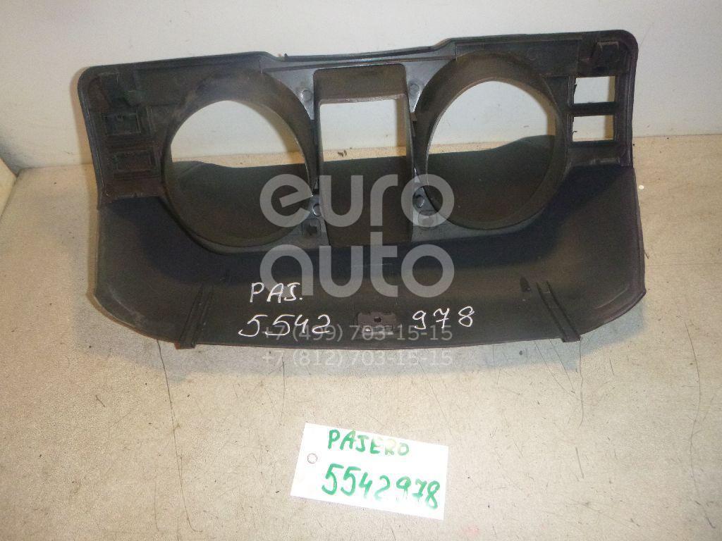 Накладка (кузов внутри) для Mitsubishi Pajero/Montero II (V1, V2, V3, V4) 1997-2004;Pajero/Montero II (V1, V2, V3, V4) 1991-1996 - Фото №1