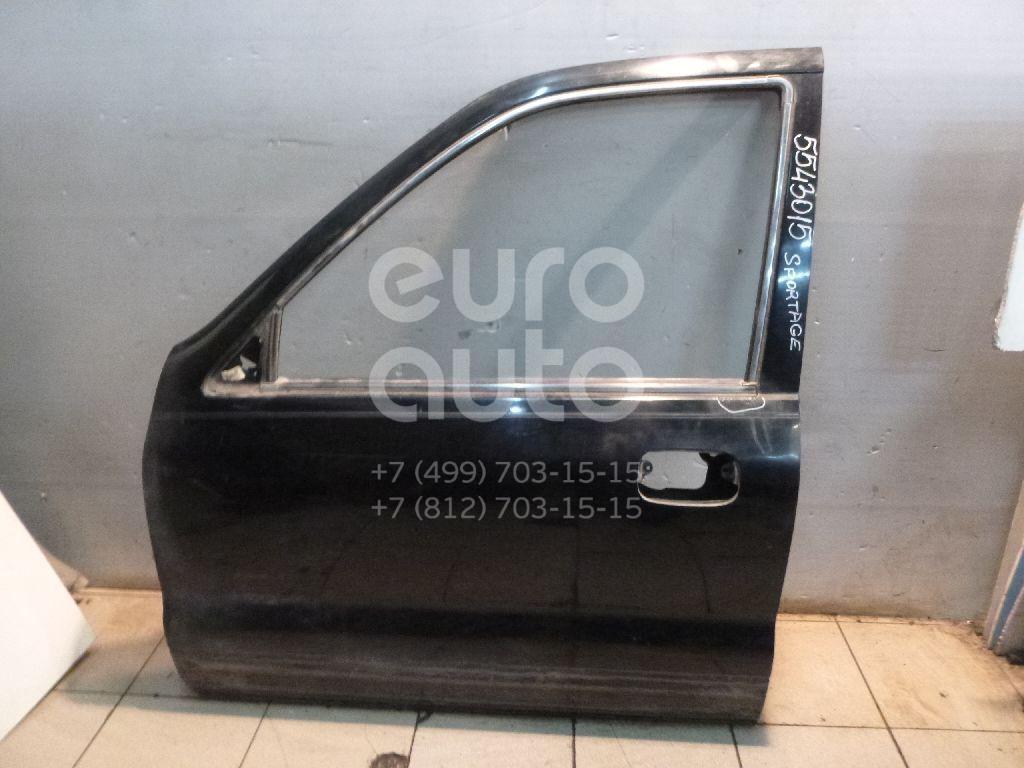 Дверь передняя левая для Kia Sportage 1994-2004 - Фото №1
